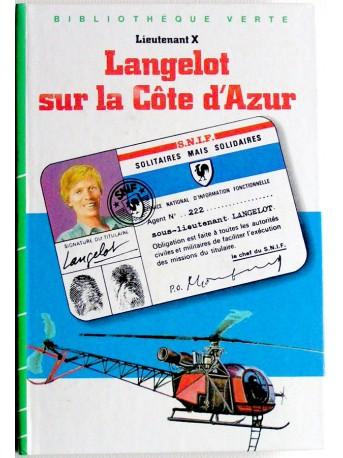 Lieutenant X (Vladimir Volkoff) - Langelot sur la Côte d'Azur