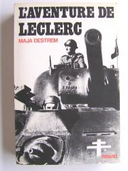 Maja Destrem - L'aventure de Leclerc