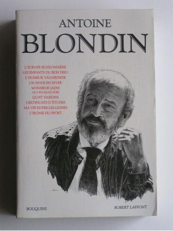 Antoine Blondin - Oeuvres