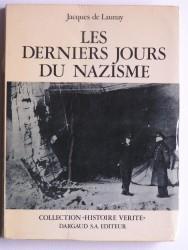 Les derniers jours du Nazisme