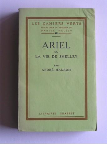 André Maurois - Ariel ou la vie de Shelley