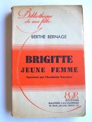 Berthe Bernage - Brigitte jeune femme
