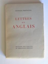 lettres aux Anglais