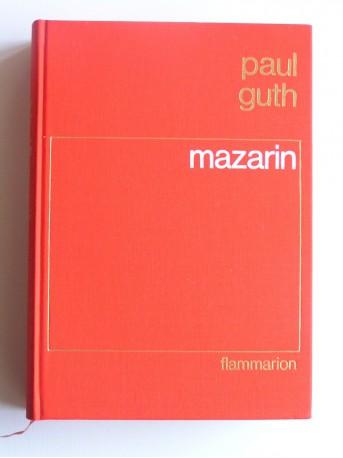 Paul Guth - Mazarin
