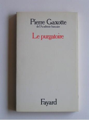 Pierre Gaxotte - Le purgatoire