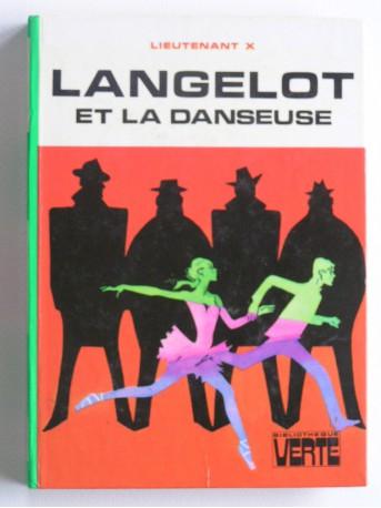 Lieutenant X (Vladimir Volkoff) - Langelot et la danseuse