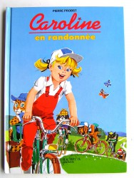 Pierre Probst - Caroline en randonnée