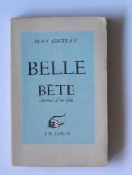 La Belle et la Bête. Journal d'un film.