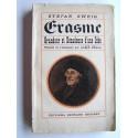 Stefan Zweig - Erasme. Grandeur et décadence d'une idée