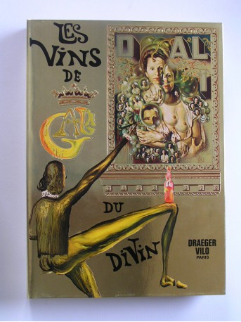 Salvador Dali - Les vins de Gala