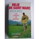 Hélie de Saint-Marc - Les champs de braises. Mémoires
