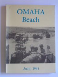 Omaha Beach. Juin 1944