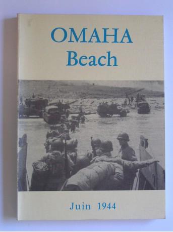 Michel Clémençon - Omaha Beach. Juin 1944