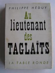 Au lieutenant des Taglaïts