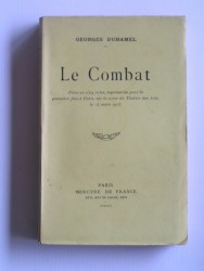 Georges Duhamel - Le combat