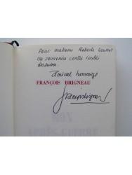 François Brigneau - Mon après-guerre