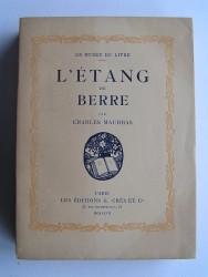 Charles Maurras - L'étang de Berre