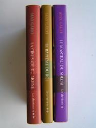 Max Gallo - Les chrétiens. Complet des trois tomes