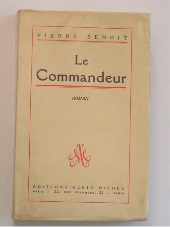 Pierre Benoit - Le commandeur