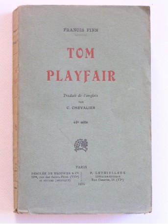 Francis Finn - Tom Playfair