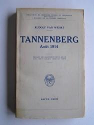 Tannenberg. Août 1914