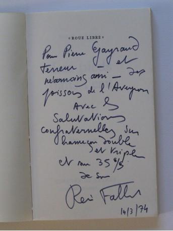 René Fallet - Les pieds dans l'eau