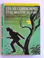 Jacques Bonzon - Les six compagons et le mystère du parc