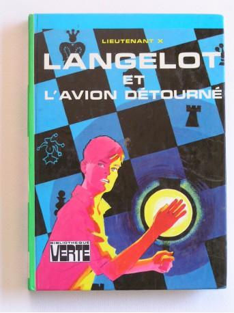 Lieutenant X (Vladimir Volkoff) - Langelot et l'avion détourné