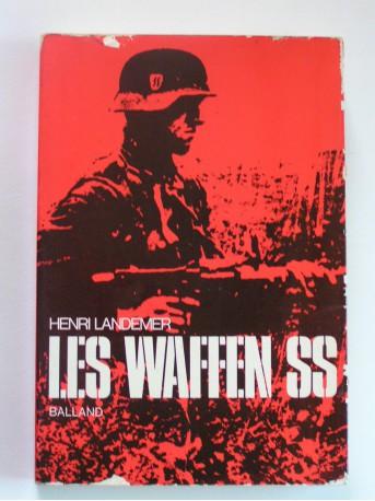 Henri Landemer - La waffen SS