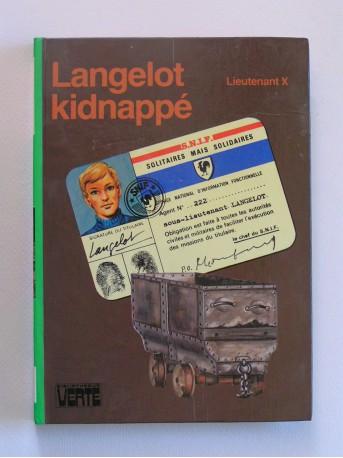 Lieutenant X (Vladimir Volkoff) - Langelot kidnappé