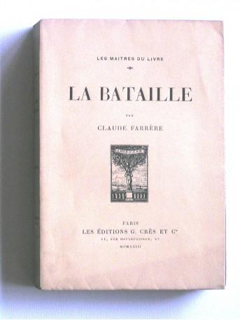 Claude Farrère - La bataille