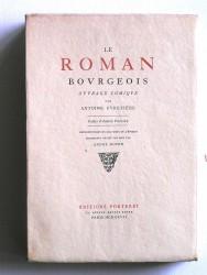 Le roman bourgeois. Ouvrage comique