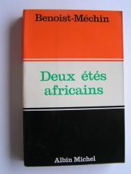 Deux étés africains