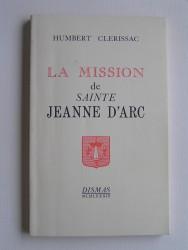 La mission de sainte Jeanne d'Arc