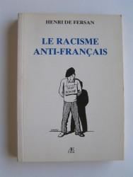 Le racisme anti-français