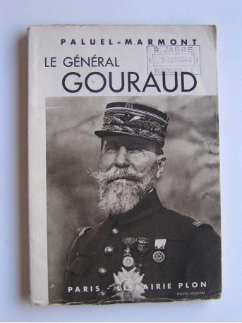Paluel-Marmont - Le général Gouraud