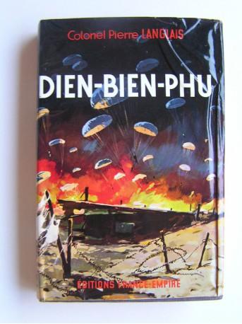 Colonel Pierre Langlais - Dien-Bien-Phu