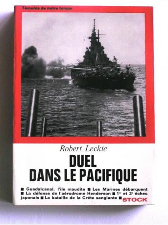 Robert Leckie - Duel dans le Pacifique