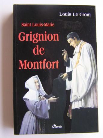Louis Le Crom - Saint Louis-Marie Grignion de Montfort