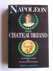 Napoléon par Chateaubriand