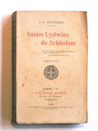 J.K. Huysmans - Sainte Lydwine de Schiedam