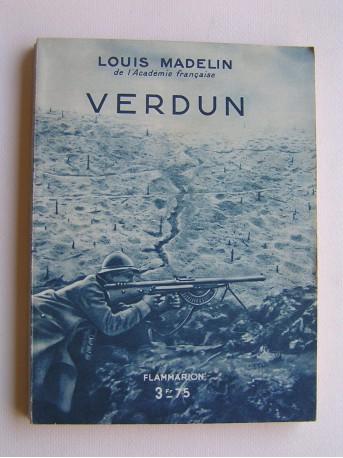 Louis Madelin - Verdun