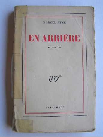 Marcel Aymé - En arrière
