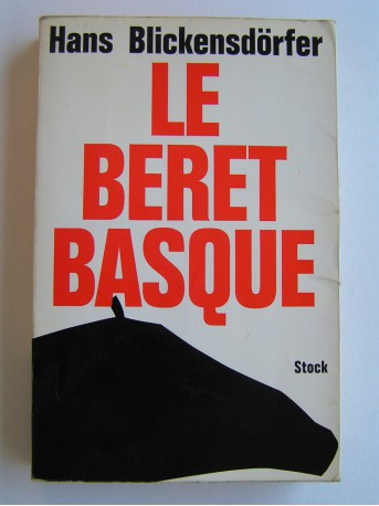 Hans Blickensdörfer - Le béret basque