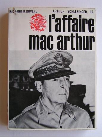 Arthur Schlesinger Jr. - L'affaire Mac Arthur