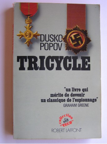 Dusko Popov - Tricycle
