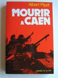 Mourir à Caen