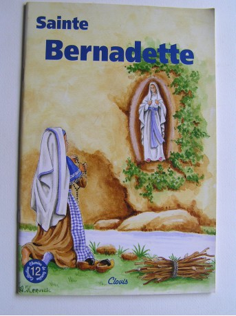 Agnès Richomme - Sainte Bernadette