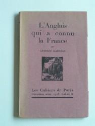 Charles Maurras - L'Anglais qui a connu la France