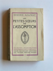 Geneviève Duhamelet - Les Petites Soeurs de l'Assomption